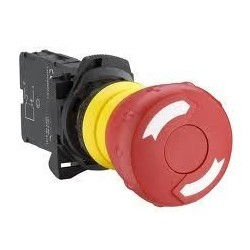 16MM 800B PUSH BUTTON MOMENTARY ROUND