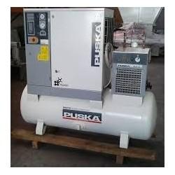 COMPRESOR PUSKA COMBA 250 R-D  2CV  50L